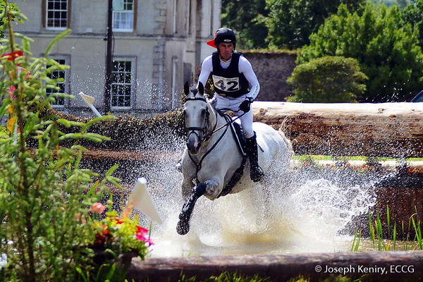 Camphire International Horse Trials 2015