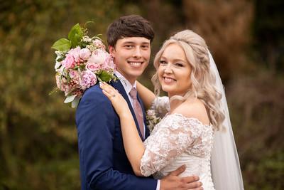 Jilaine and Heath Wedding