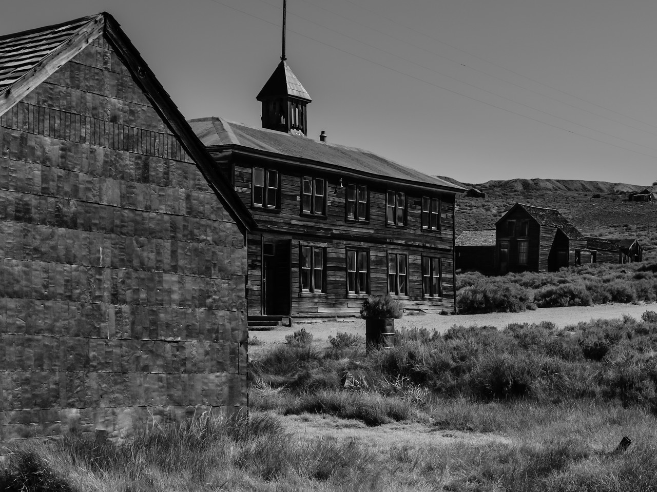 Bodie School