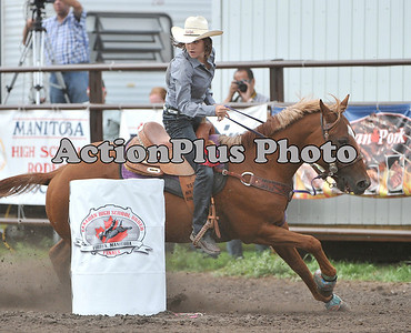 HS Barrel Racing