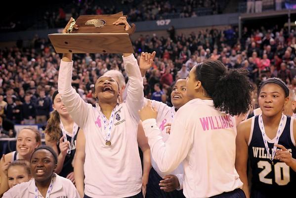 2015 Girls Basketball State Championship @ DCU Center