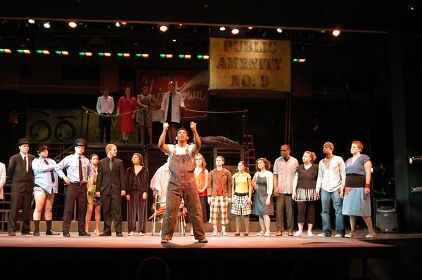 2008-2009: Urinetown