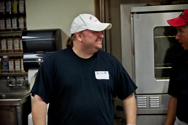 McCroskeys Test Kitchen Day One
