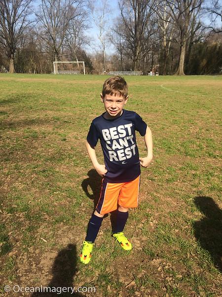 20170521 Washington, DC. - Fox Class Soccer Team