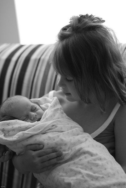 June 7, 2009 - New Baby Nicole
