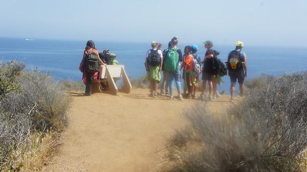 20150413 5th Grade Catalina Island Trip