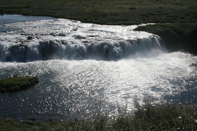 Faxi waterfall.