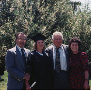 Debbie Lewis College Graduation
