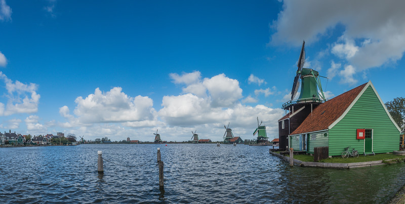 Zaanse Schans - North Holland - Netherlands (September 2018)