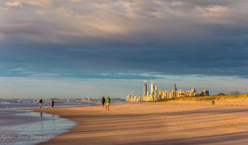 Surfer's Paradise , Queensland, Australia