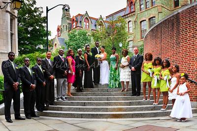 Raymond & Ashley Wedding U of Penn