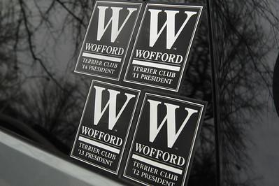 President Club Stickers