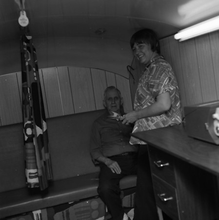 Troy Lions Club Hearing Clinic (Spring, 1976)