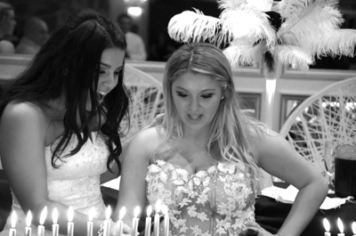 Angie and Haroula's Sweet 16