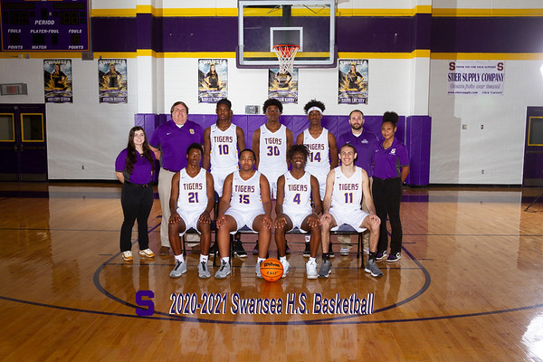 2021 Boys Varsity Basketball