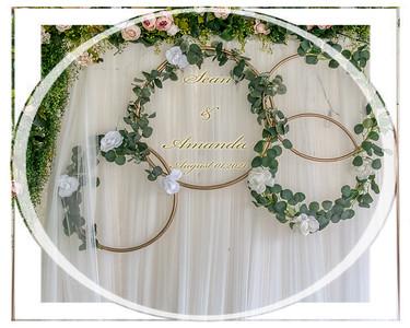 Sean and Amanda Wedding Aug 01,2021