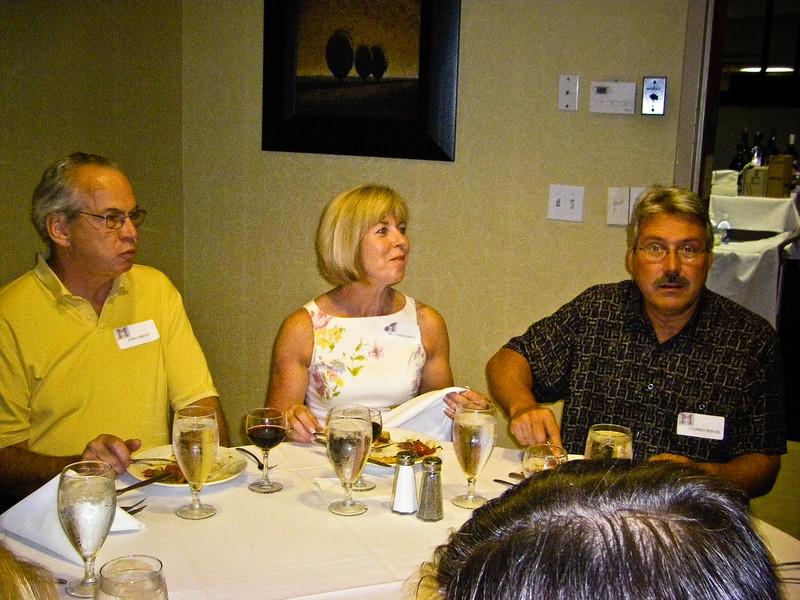 John Chryst, Leslie Perlik (GCM1972), Steve Perlik