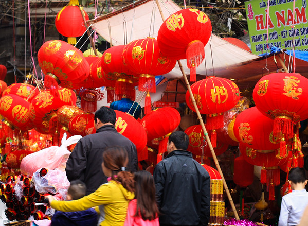 Vietnam February 2015 (right before Tet!)