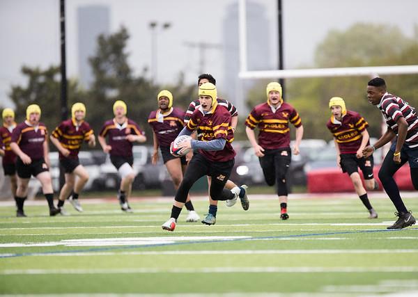 B.C. High Rugby