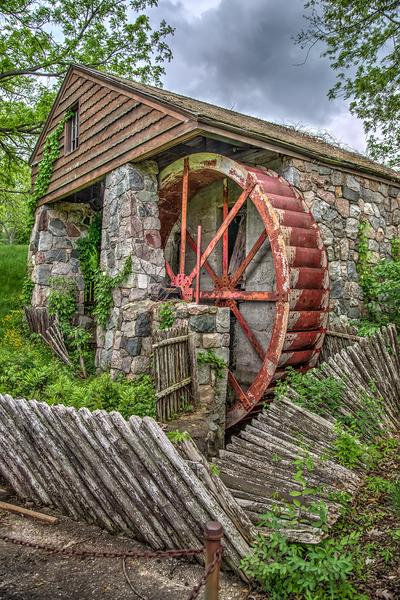 Wolf Lake Mill