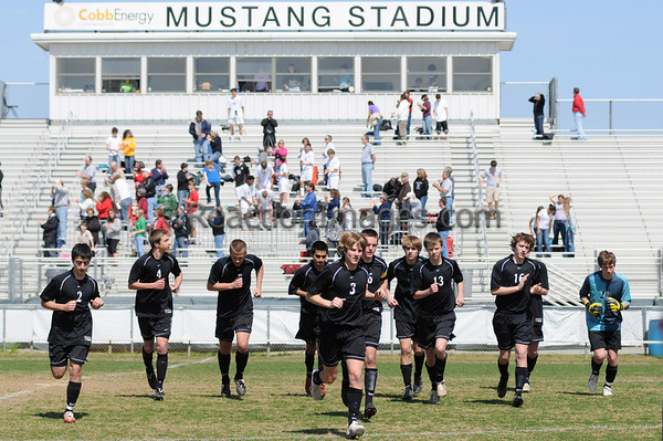 2010 KMHS Boys Varsity