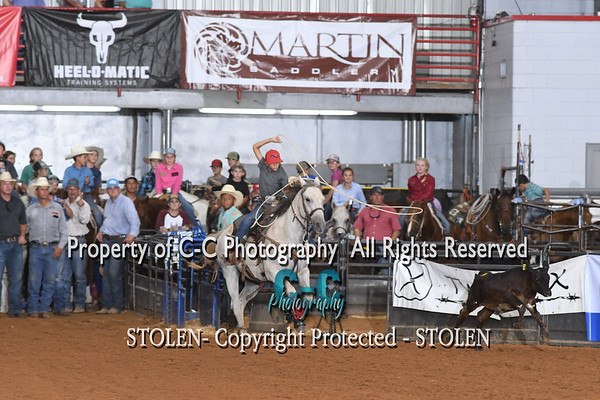Rd1 Beaver Labor Day Roping 2018 9-1-3-18 Glenrose TX