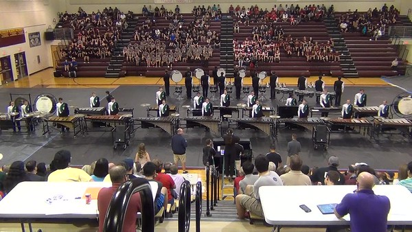 Dripping Springs Percussion Contest  Video