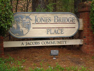 Jones Bridge Place Neighborhood