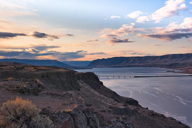 Columbia River (Vantage, WA)
