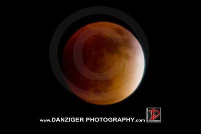 Supermoon Lunar Eclipse 2015