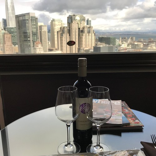 Parc 55 and Hilton Union Square (Review)