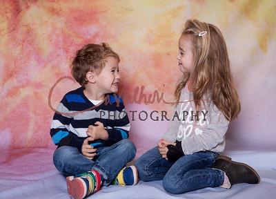 Sophia and Noah