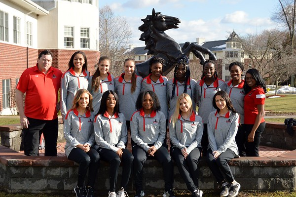 2017-18 Women's Track and Field