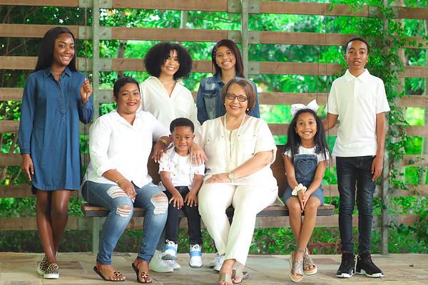 Mrs. Hogan and Family