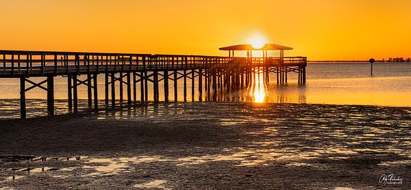 Sunrise; Sunset