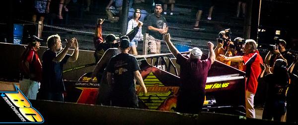 Lebanon Valley Speedway - 9/10/16 - Bobby Chalmers