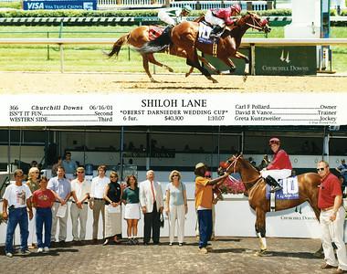 SHILOH LANE - 6/16/2001