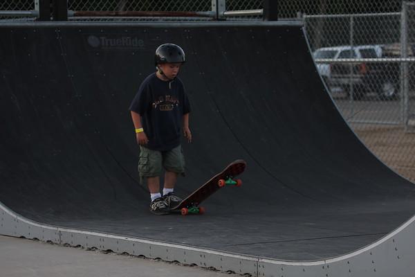Boards & Blades Skatepark 6-22-08