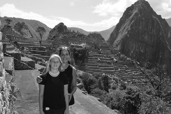 Ecuador and Peru 2016