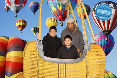 2016.10.02 Albuquerque Balloon Fiesta #GildanFavorites
