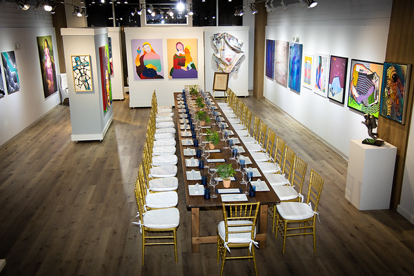 RE ENVISION ART GALLERY - INTRO TO THE ART WORLD