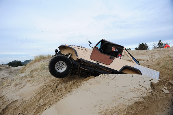 Thanksgiving Dunes 2011