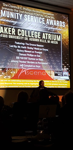 2019 Ascend Foundation Pontiac Honors Community Service Awards (Pt.2) March 22, 2019
