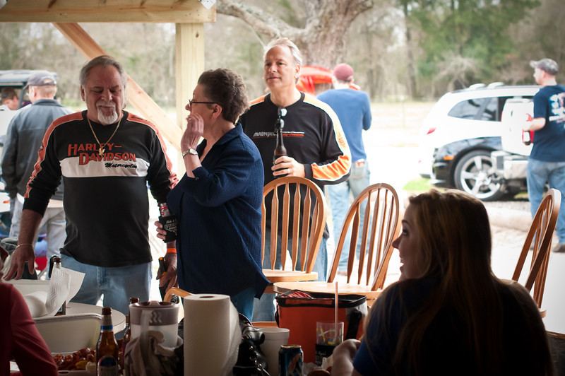 Crawfish And Music At Country Corner