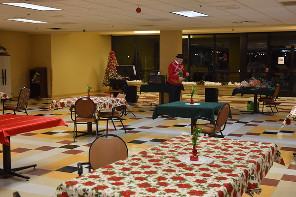 The Villa Christmas party 12/20/2019