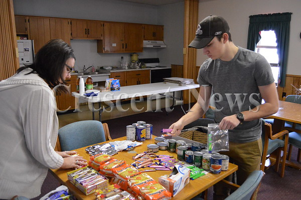 01-18-16 NEWS Care Package MLK Project