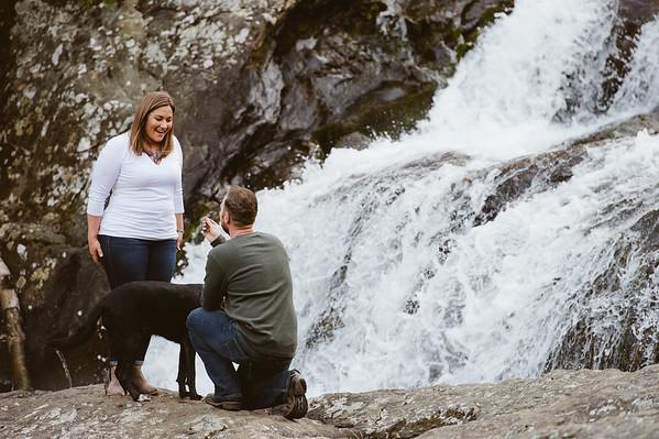 Megan and Jaymes - Proposal