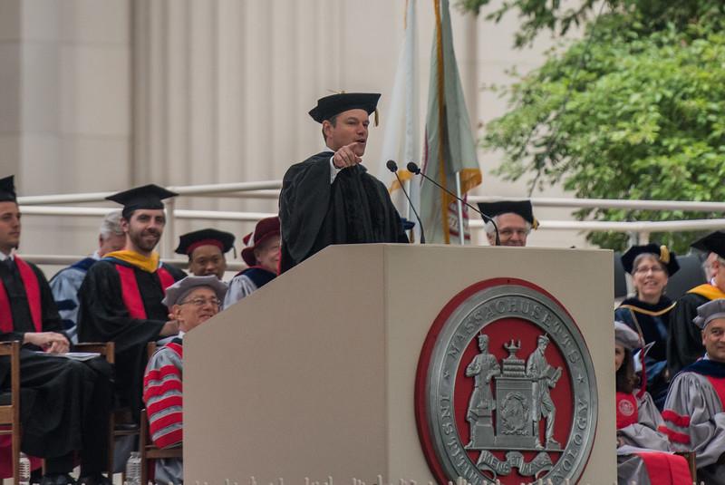 MIT Graduation 2016