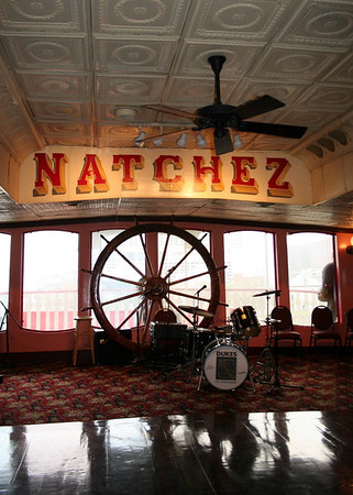 New Orleans - Steamboat Natchez