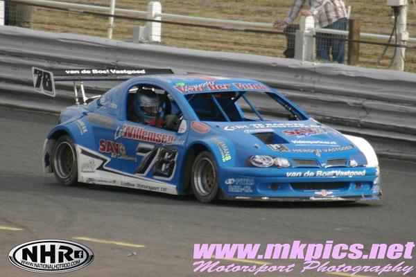 2009 National Championship Grand National - Martin Kingston